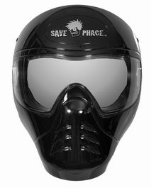**Sports Utility Mask Total Eclipse Mask