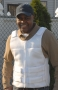 White Mesh Motorcycle Vest